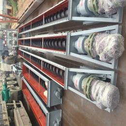 LS中冶混凝土螺旋输送机确保快速均匀输送