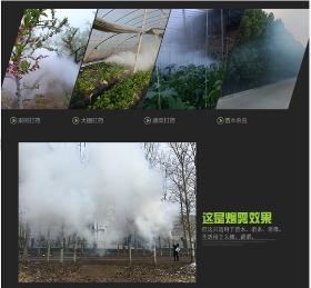 YD-180多规格养殖场消毒杀菌弥雾机