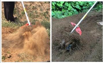 YD-CCJ一機多用鋤草機背負式旋耕割草機廠家價格