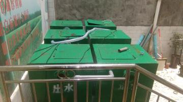 四川洗涤废水处理设备