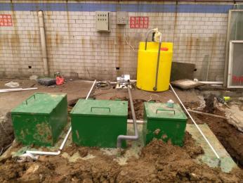 青海洗涤废水处理设备
