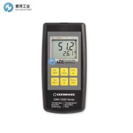 GMH3300系列GREISINGER手持式温湿度测量仪GMH3300系列
