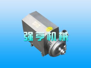 齐全杭州强亨不锈钢卫生离心泵制作精细不易结垢