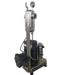 上海思峻SGN纖維素管線式高速研磨機