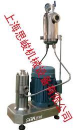 硅碳復合負極材料高速研磨分散機