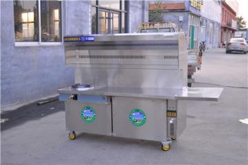 JR-200-2-G出售福建2.5米木炭无烟烧烤炉量大从优