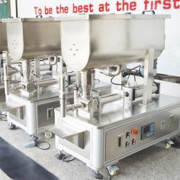 DTG-500-DV东泰热销小型酱类灌装机