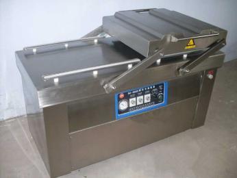 DZ-600-2s牛肉全自动真空充氮气包装机连续式真空封口机