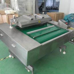 11001100型酱菜液体包装机滚动热狗肠真空封口机