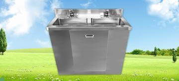 LT-SZ12LT-SZ12全不銹鋼單人洗手池  蘇州廠家專賣