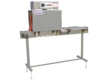 標簽熱收縮包裝機-膜包機廠家-兄弟包裝