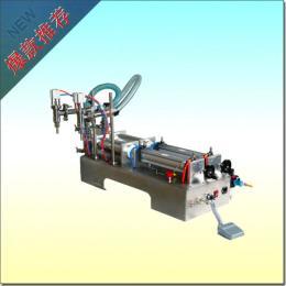 ZH飲料液體半自動灌裝機