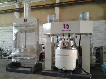 QF5-5000L福建强力分散机 广东硅酮胶基料搅拌设备
