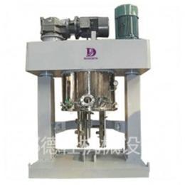 DH5-2000L双行星动力混合机 电池浆料分散搅拌机