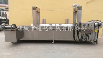 cy500全自动薯条薯片油炸生产线,香蕉片油炸全套设备