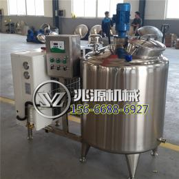 600L全自動血豆腐生產設備,金華豬血豆腐生產線設備廠家