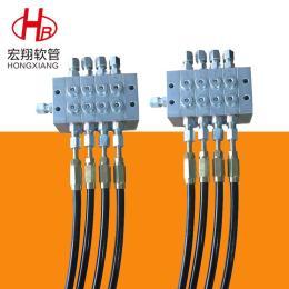 齐全山东工程机械配件高压油管先导管批发厂家