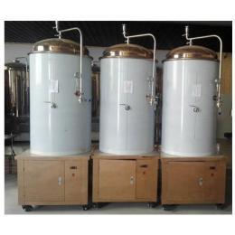 300300升精酿小型家酿啤酒设备商用一体机