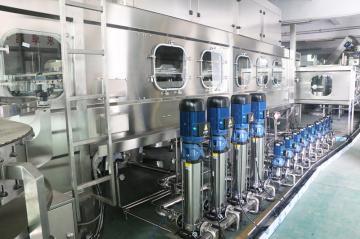 HSG价格报价海南桶装水灌装机设备