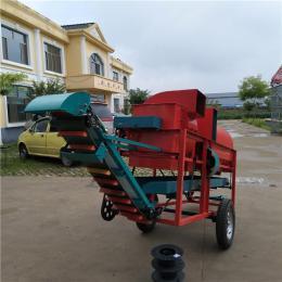 sy-600湖北濕花生摘果機精選大型花生摘果機