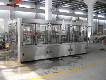 含气/碳酸饮料灌装机