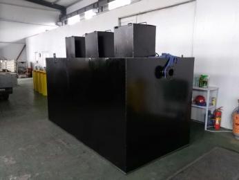 WSZ-1-50WSZ20吨每天一体化屠宰鸭污水处理设备