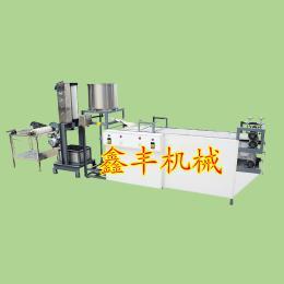 xf-11遼寧干豆腐機廠家 大型干豆腐機多錢一臺 鑫豐豆腐皮機生產線