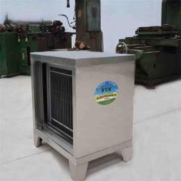4000风量油烟净化器低空 空气除味不锈钢饭店餐厅