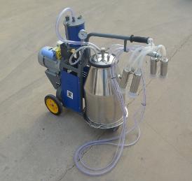 YDH-I型活塞式單桶奶牛擠奶機