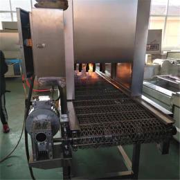 SMJ-300L廠家直銷液化氣豬頭燒毛機設備