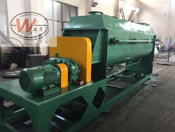 KJG系列-52硫酸钙烘干机 空心桨叶式干燥机