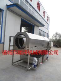 SZ-3000专业供应滚筒连续式清洗机 洗袋机 蛤蜊清洗设备 蛤蜊清洗设备 海参清洗机