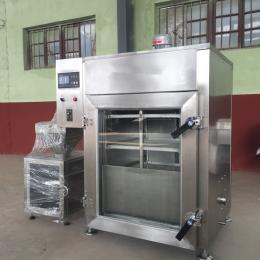QZX/50全自动肉食豆腐干烟熏炉