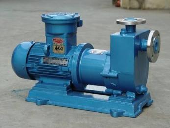 ZCQ50-40-160自吸式磁力驅動泵 不銹鋼自吸泵
