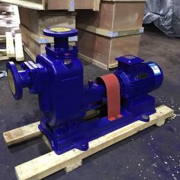 50CYZ-60自吸離心油泵 柴油機驅動自吸泵