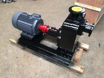 ZW50-40-4自吸式無堵塞排污泵 污水輸送泵