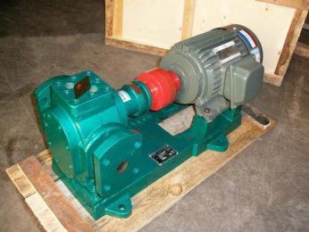 BW12/0.6不锈钢保温齿轮泵 石蜡油输送泵