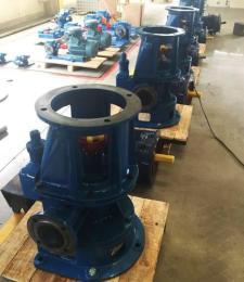 LYB-50/0.6立式圆弧齿轮泵 齿轮箱滑油备用泵 润滑油泵