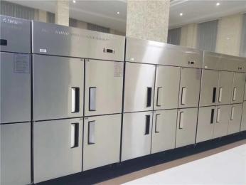 饭店厨房冰箱安阳濮阳四门六门冰箱 商用冰柜