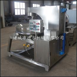 DER-100L豌豆炒貨機電加熱行星攪拌炒鍋