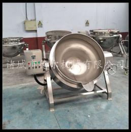 DER-300L牛肉蒸煮锅 厂家直销 电加热不锈钢夹层锅