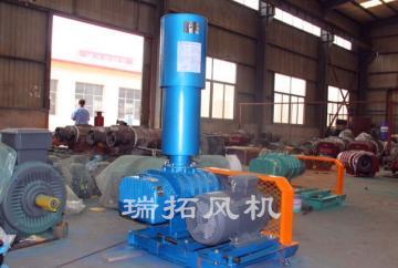 RTSR厂家力荐抽料罗茨风机丨抽料用负压罗茨风机工作原理