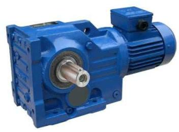 K107语英直供K107系列螺旋锥齿轮减速机