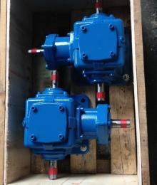 T10語英專業生產供應T10系列齒輪轉向箱 質量保證 價格合理