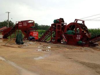风化沙制沙生产线