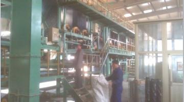 SBS防水卷材设备