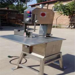 肉类加工配套小型锯骨机