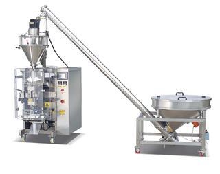 JR-420C/520C花生包装机 蚕豆 乳体 食盐 调料粉 咖啡