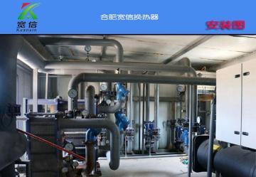 KX安徽板式换热器厂家