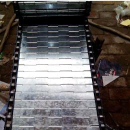 型号齐全板链输送带 不锈钢链板 不锈钢输送链板